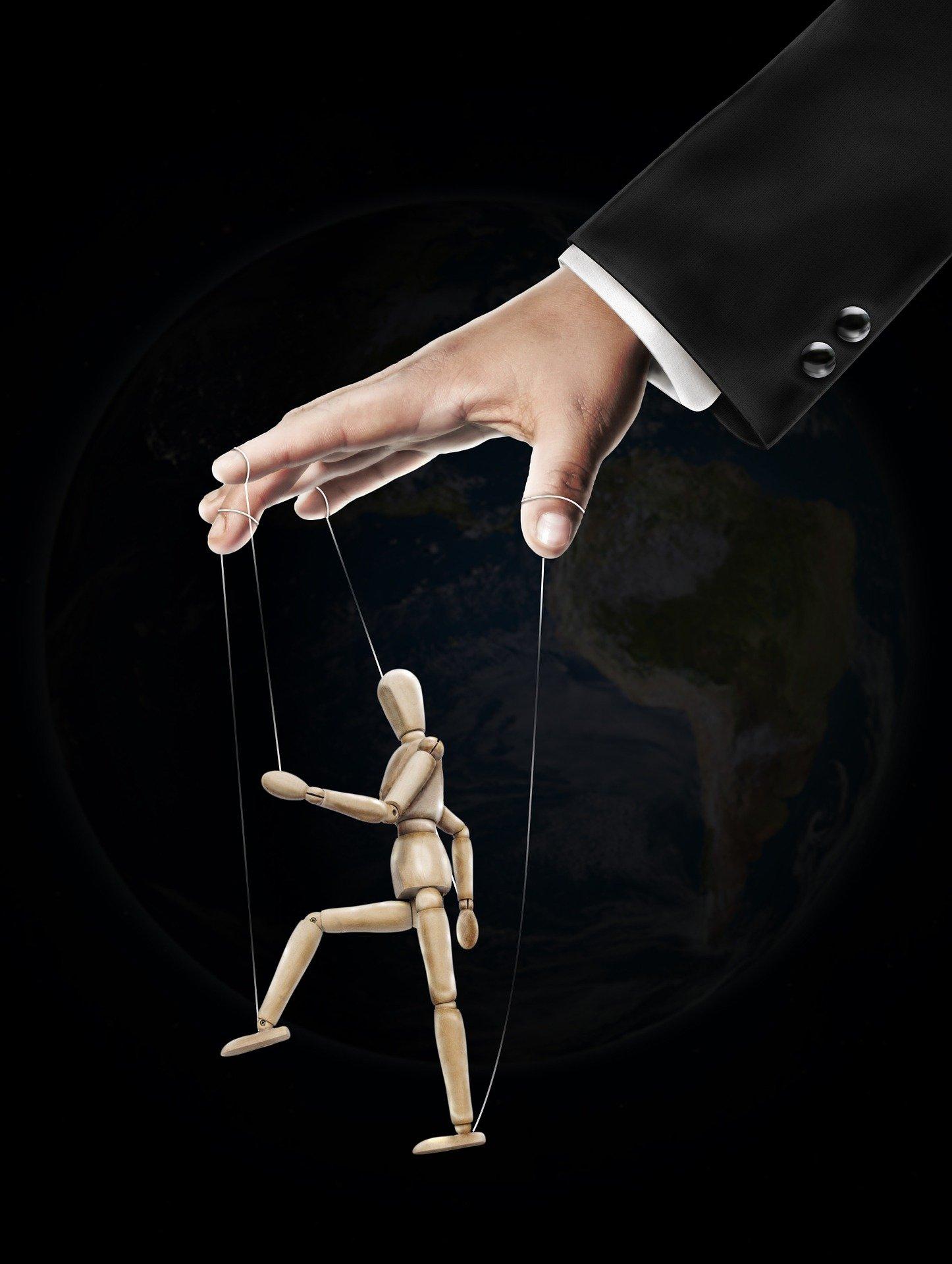 Manipulación psicológica. Consecuencias sobre tu salud